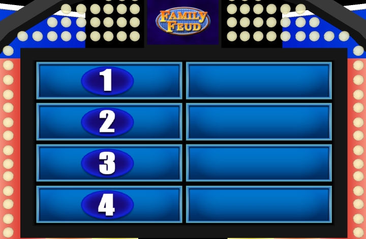 family feud tournament pictures to pin on pinterest - thepinsta, Powerpoint templates